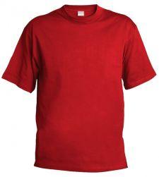 b85f7a1a39e4 Červené tričko xfer 160g
