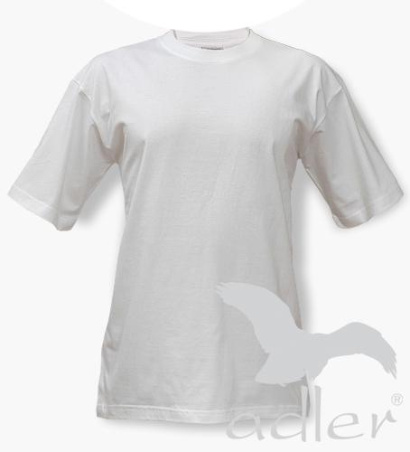 1f639863e5b0 Biele tričko Adler 200g